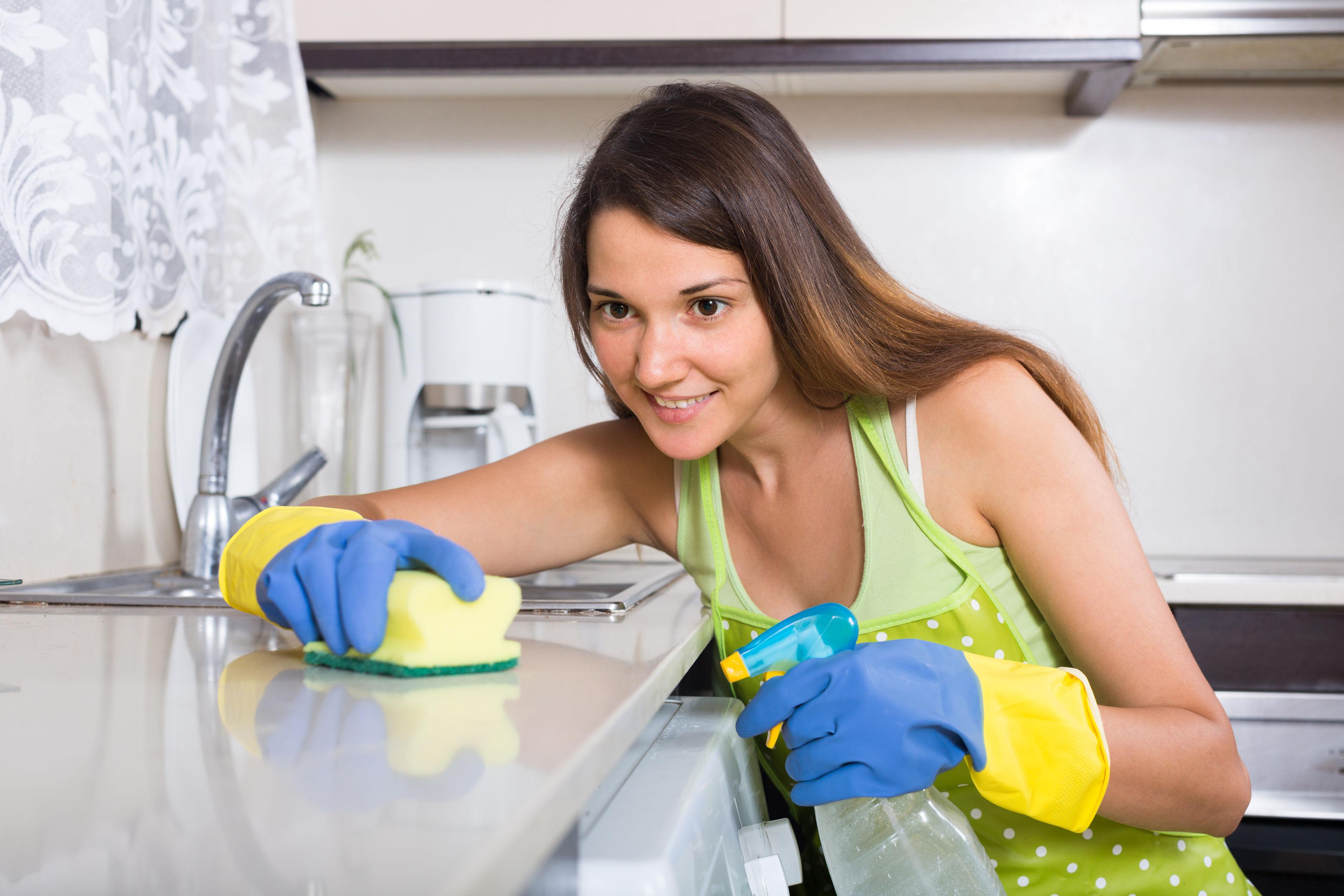 моющие чистящие