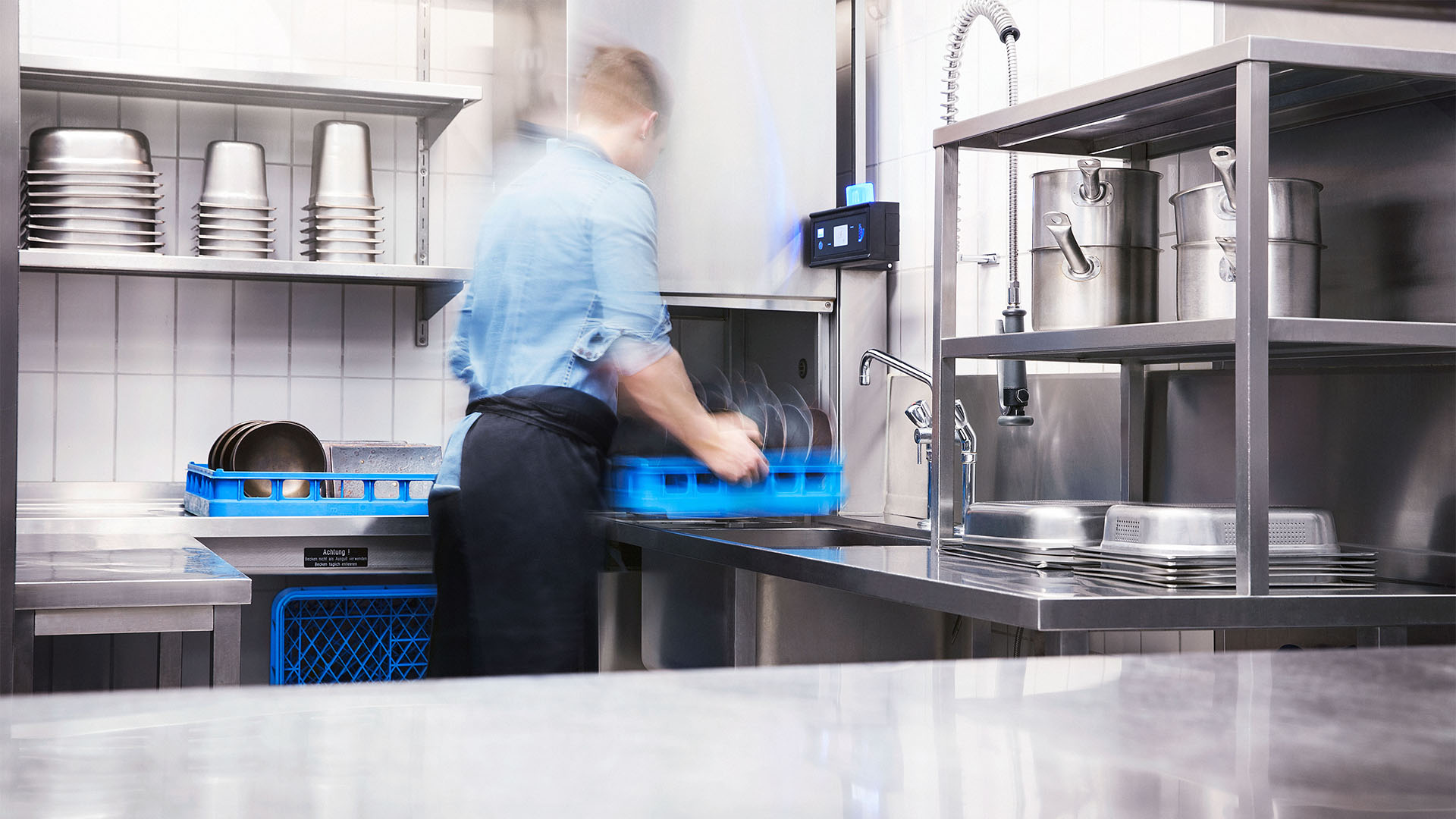 моющее для посудомоечных машин